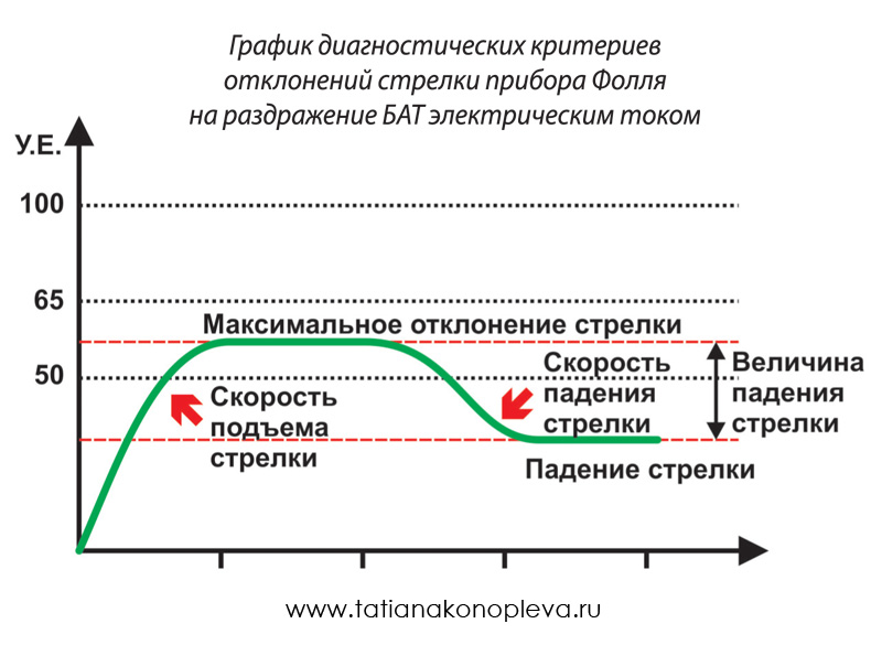 Диагностика по Фоллю. Татьяна Коноплёва